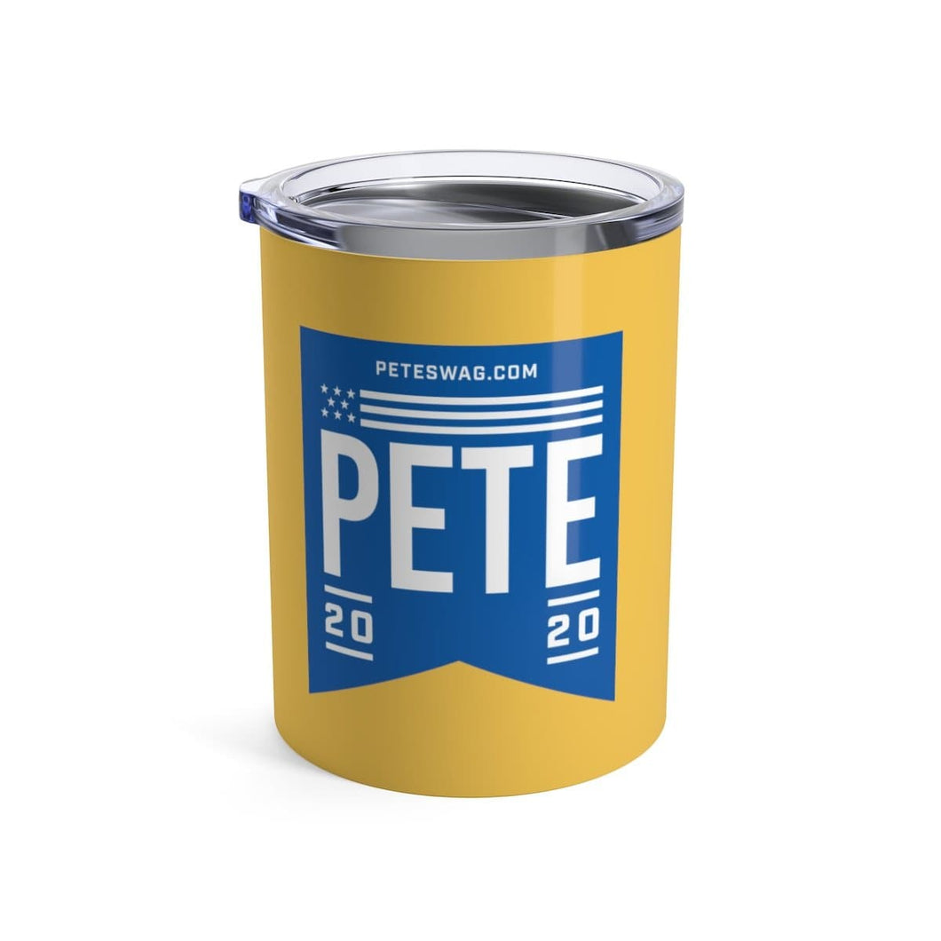 Pete Tumbler 10oz - mayor-pete