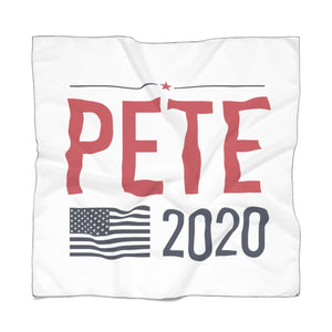 Pete2020 Bandana Scarf - mayor-pete
