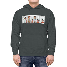 "Load image into Gallery viewer, ""Boot-Edge-Edge"" by Least I Could Do - Lightweight Hoodie"