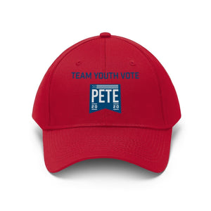 Team Youth Vote Hat - mayor-pete