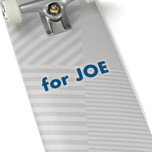 """for JOE"" add-on Stickers in River Blue"