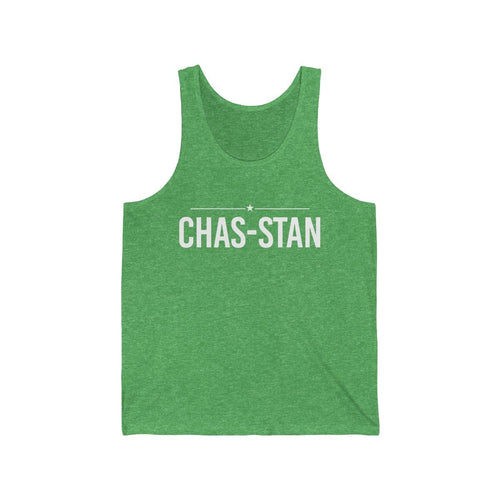 Chas-Stan - Jersey Tank - mayor-pete