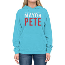 Load image into Gallery viewer, Mayor Pete Lightweight Hoodie