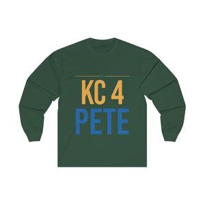 KC 4 Pete -  Unisex Jersey Long Sleeve Tee
