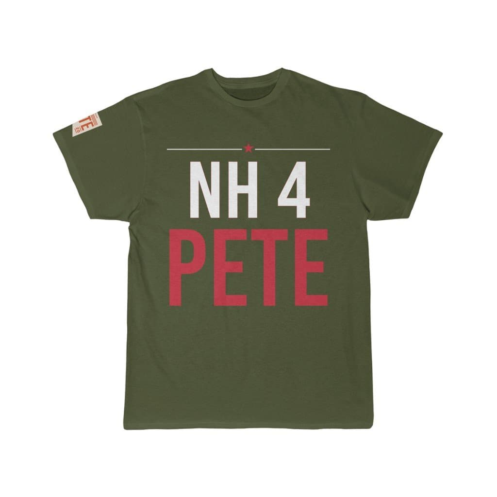 New Hampshire NH 4 Pete - Tshirt