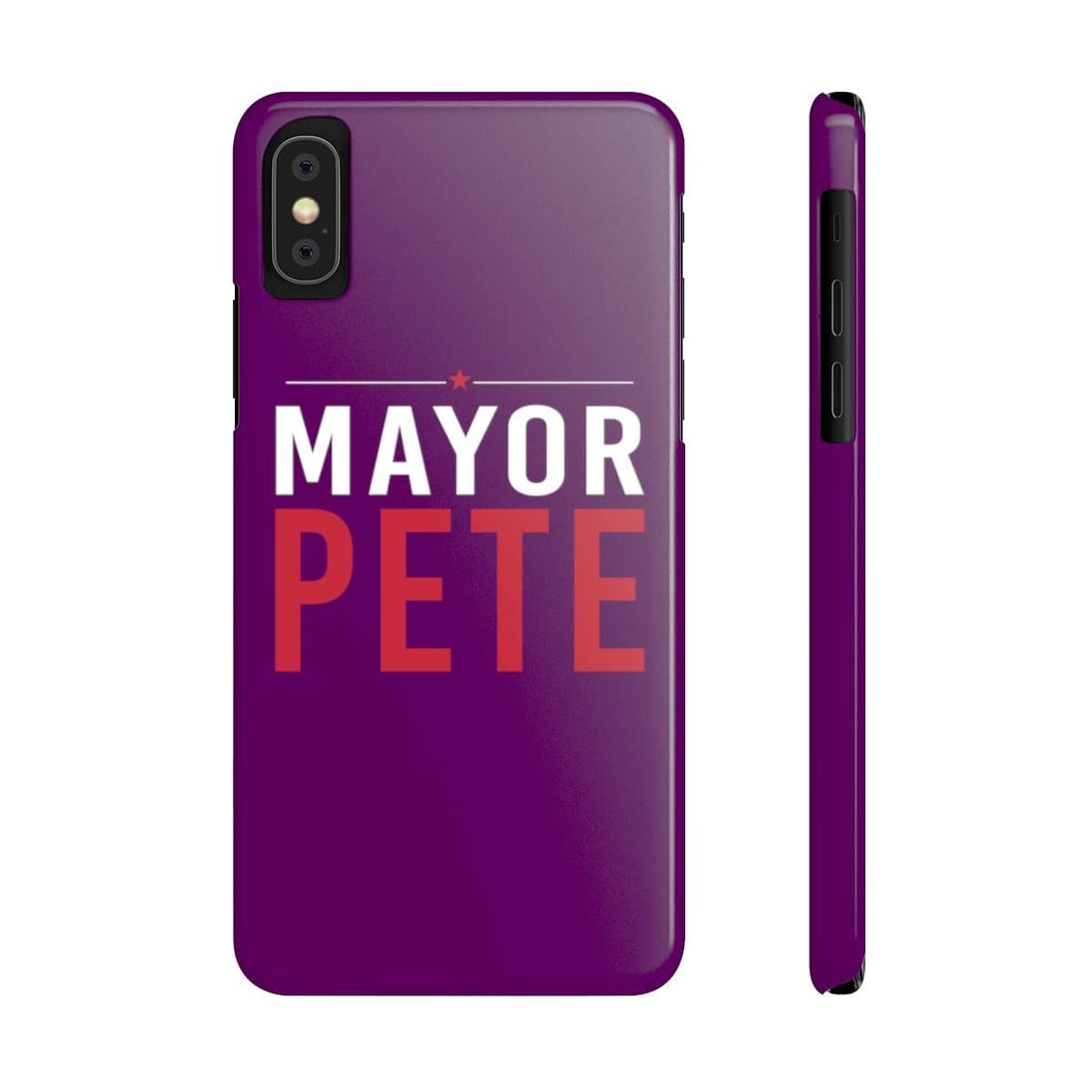 Mayor Pete - Phone Case - mayor-pete