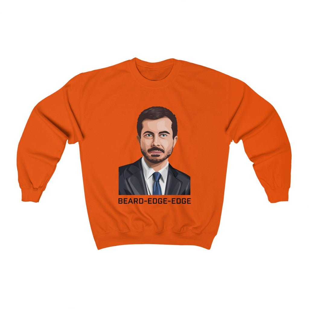 BEARD-EDGE-EDGE Sweatshirt