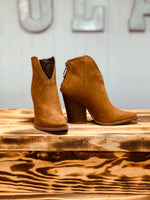 Marley Bootie - Brown
