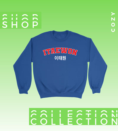 Unisex Crewneck Collection