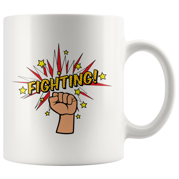 Fighting Mug