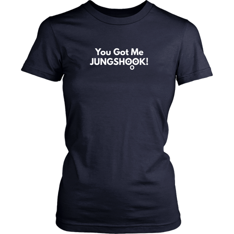 YOU GOT ME JUNGSHOOK Women's T-Shirt