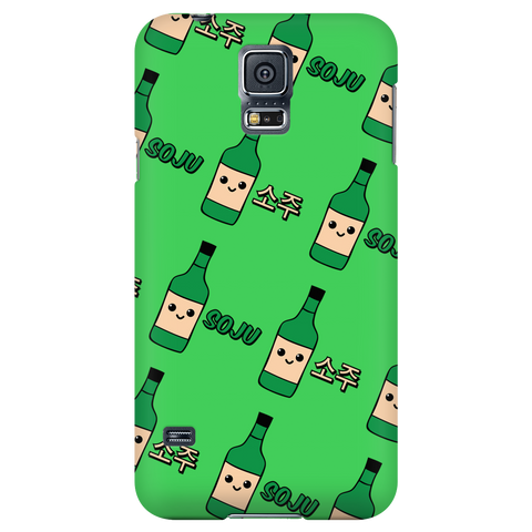 Soju All Over Print Phone Case