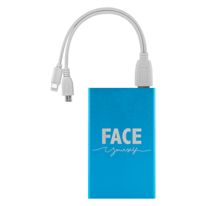 Face Yourself Power Bank