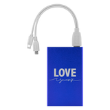 Love Yourself Power Bank