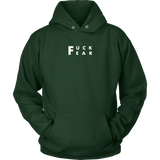 Fuck Fear stone cold drink beer hoodie
