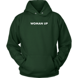 Woman Up jumper