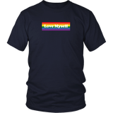 LGBT Love Myself Unisex T-Shirt