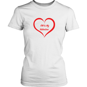 RM Is My Valentine Women's Tee