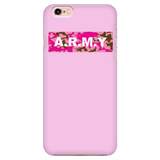 ARMY Pink Phone Case