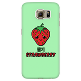 Strawberry Mint Phone Case