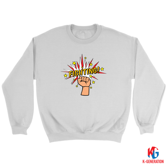 Fighting Unisex Crewneck Sweatshirt