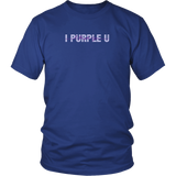 I Purple You in Korean T-Shirt