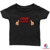 Love Yourself Infant Tee