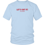 LET'S GET IT -Jeon Jungkook Unisex T-Shirt
