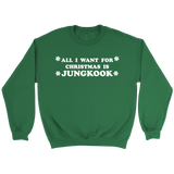 All I Want For Christmas Is JUNGKOOK Sweater