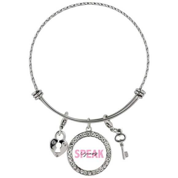 Speak Yourself Bracelet - Chloe
