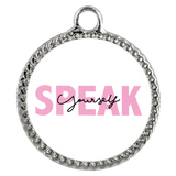 Speak Yourself Necklace - Deco Coin