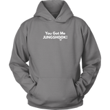YOU GOT ME JUNGSHOOK Unisex Hoodie