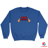 Love Yourself Unisex Crewneck Sweatshirt