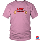 Love Yourself Unisex Tee