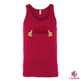 Love Yourself Unisex Tank