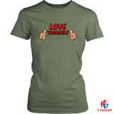 Love Yourself Women's Tee