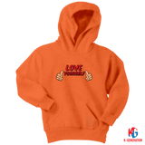 Love Yourself Youth Hoodie