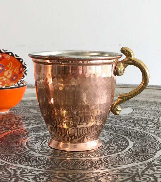 TURKISH COPPER MUG