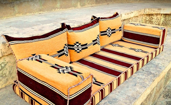 TURKISH / ARABIC STYLE KILIM CUSHION SET