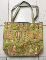 HANDMADE KILIM SHOULDER BAG, MULTI 022