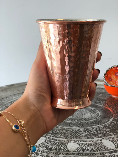 TURKISH COPPER MUG, 003
