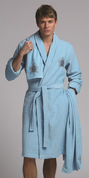 LUXURY TURKISH BATHROBE SET FOR MEN