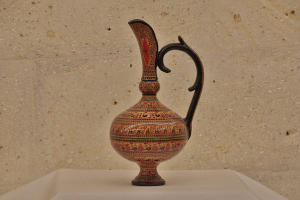EXCLUSIVE TURKISH CERAMIC VASE, 30 cm