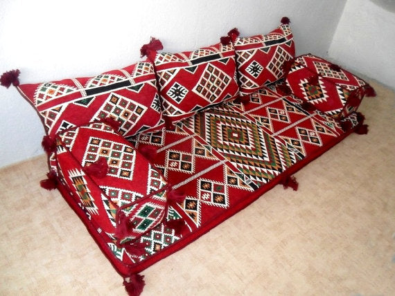 TURKISH KILIM SOFA SET, 003
