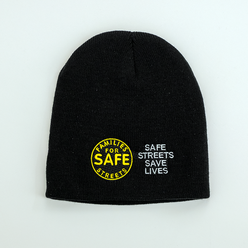 Beanie Cap: Families for Safe Streets