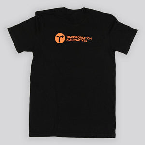 Walking & Biking & Public Transit Tee