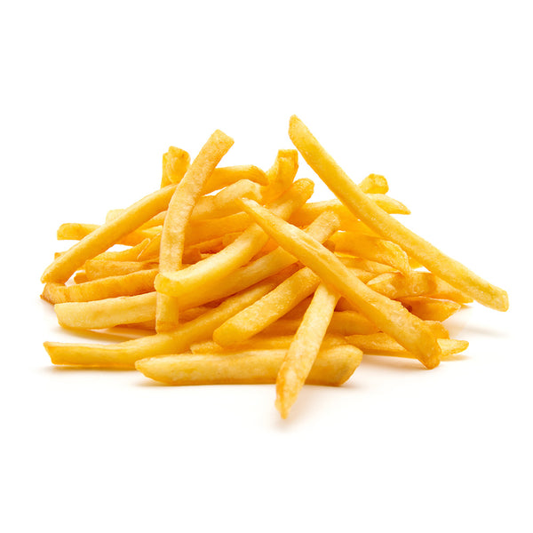 Super Crispy Clear Coated / Papas Fritas Corte Recto (949)