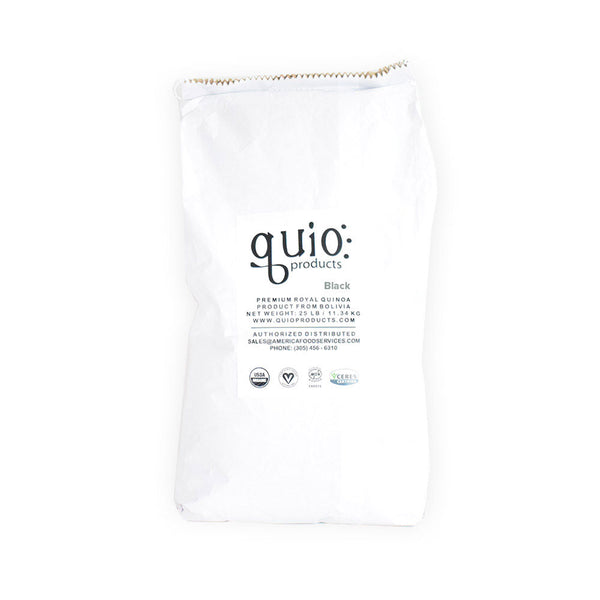 Black Royal Premium Quinoa Grain 25 lb