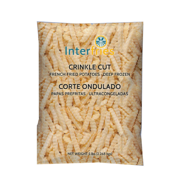 French Fries Crinkle Cut / Papas Corte Ondulado (13382)