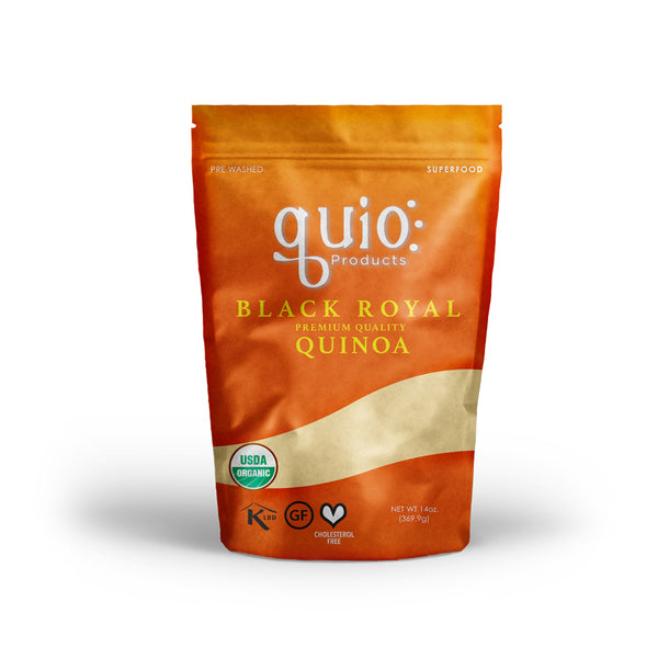 Black Royal Premium Quinoa Grain (14 oz / 396,80 g)